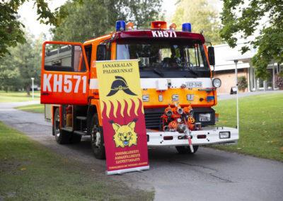 Paloauto Elojuhlilla 2019.