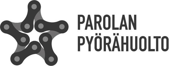 Parolan pyörähuolto -logo