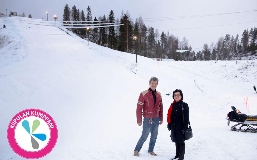 Kiipula ja Kalpalinna solmivat kumppanuussopimuksen