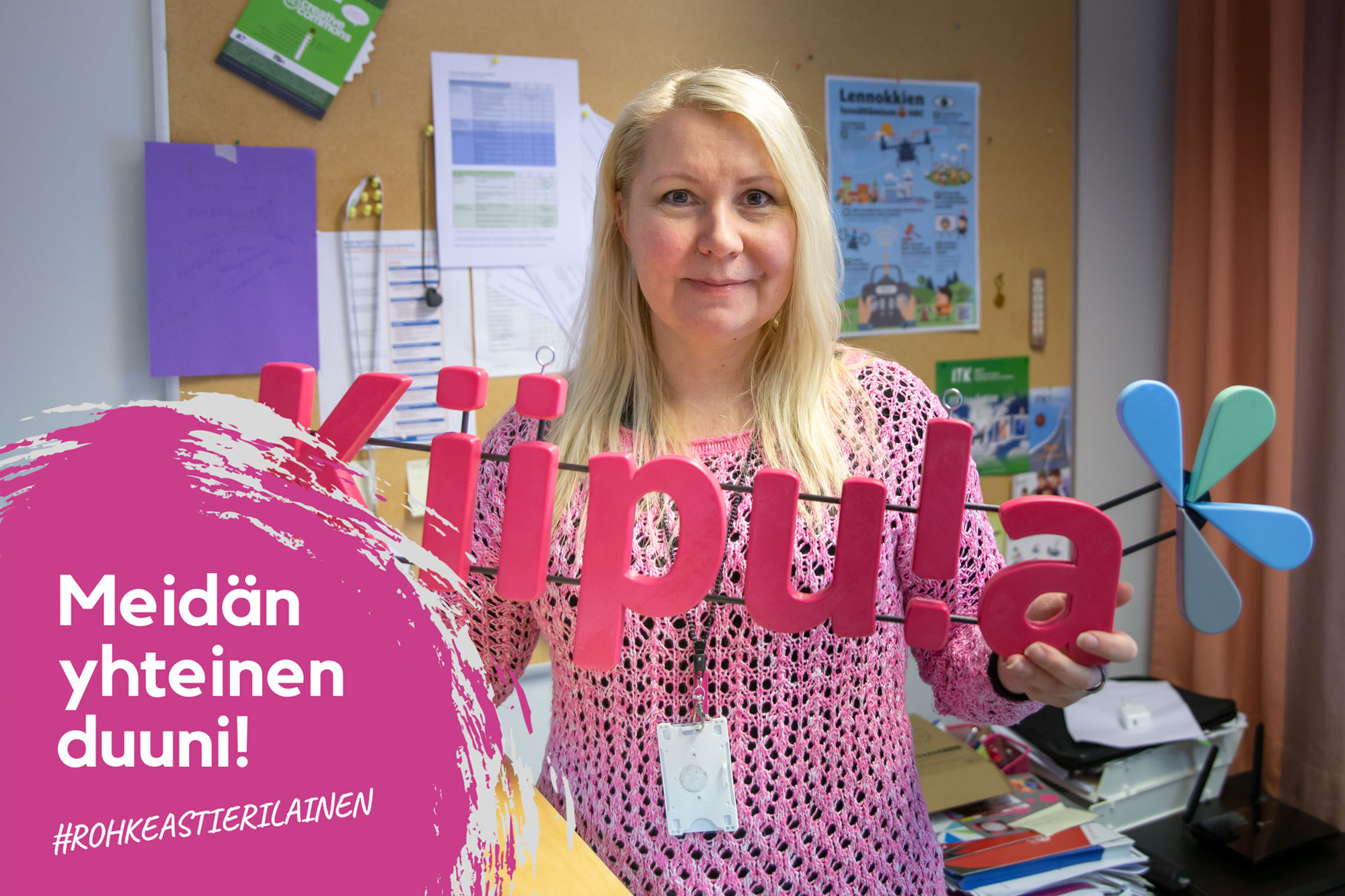 Koulutuspäällikön tehtävänä on tukea ja mahdollistaa - Kiipula