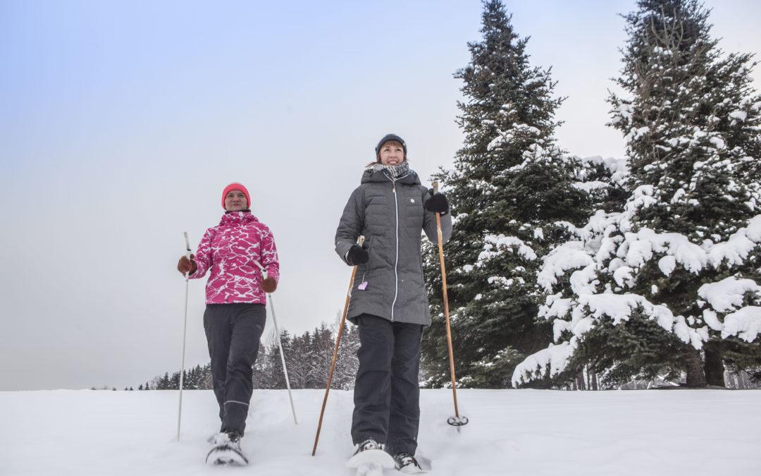 Vuokraa lumikengät Kiipula Guest Housesta