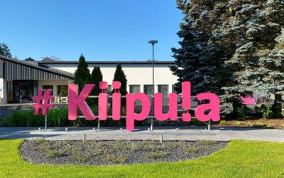 Kiipulapalvelut ja Kiipula Gardens palvelevat normaalisti