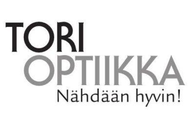 Tori Optiikka logo