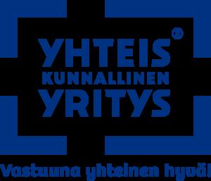 Yhteiskunnallinen yritys -merkin logo.